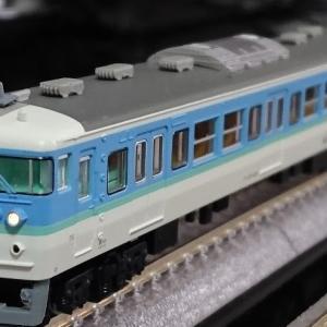入線日記59 MicroAce 115系300番台 (新信州色)