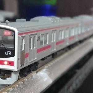入線日記61 KATO 205系 京葉線