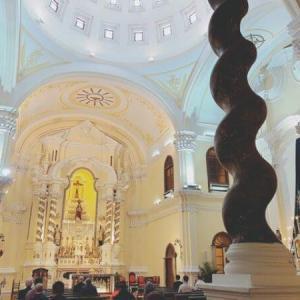 【マカオ世界遺産】美しい聖ヨセフ修道院および聖堂の魅力と歴史