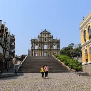 【マカオ世界遺産】聖ポール天主堂跡の知られざる歴史の謎