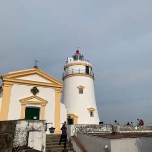 【マカオ世界遺産】ギア灯台およびギア教会から抜群の眺めを楽しもう
