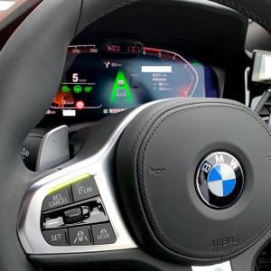 BMW 、渋滞時のハンズオフってやっぱりできるけど・・