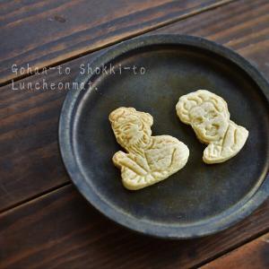 スタンプクッキー&豆乳寒天