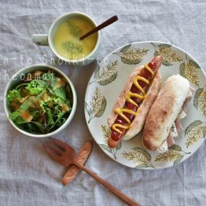 ホットドッグ&セブンのカスクート風サンド