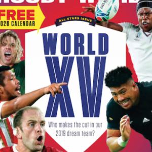 Rugby World誌のWorld XV