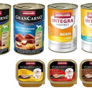 アニモンダの缶詰たち