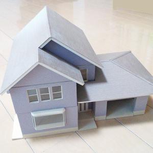 手芸ー建築模型
