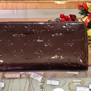 本日のお勧めはルイヴィトンの長財布です♪福岡の質屋ハルマチ原町質店