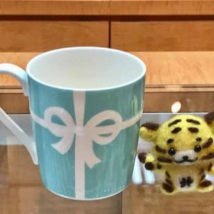 本日のお勧めはティファニーのカップです♪福岡の質屋ハルマチ原町質店