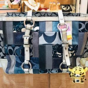 本日のお勧めはコーチのバッグです♪福岡の質屋ハルマチ原町質店