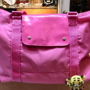 本日のお勧めはクレージュのバッグです♪福岡の質屋ハルマチ原町質店