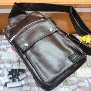本日のお勧めはポーターのバッグです♪福岡の質屋ハルマチ原町質店