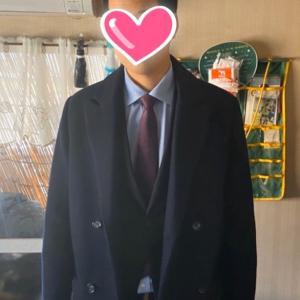 次男 初 同級生の結婚式に参列