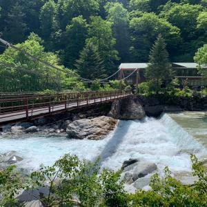 お誕生日旅行 ⑤新穂高温泉♨️深山荘
