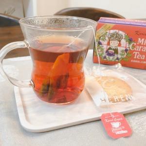 カレルチャペック紅茶店、わが家のお気に入り紅茶2種。