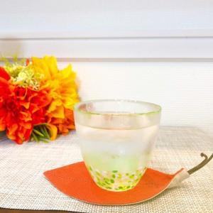 ふるさと納税返礼品第2弾は水玉がオシャレで可愛い『津軽びいどろグラス』