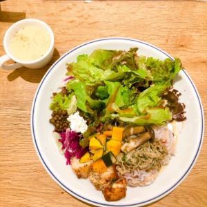 静岡にお出かけ!静岡パルシェ内の気になるカフェ「アフタヌーンティー ラブアンドテーブル」でランチしてきた。