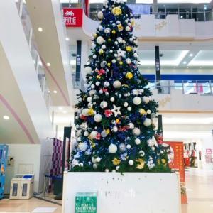 富士宮イオンに今年も巨大クリスマスツリーが登場!&イオンブラックフライデー限定チョコボールがもらえる!?