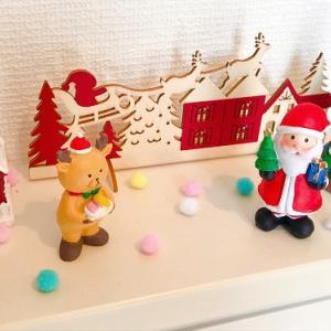 もうすぐクリスマス!玄関飾りをクリスマス仕様にしました!