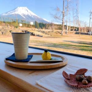 「お茶工房 富士園」さんで絶景富士山を見ながらお茶を楽しんできました。