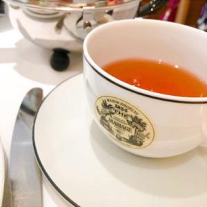 念願のマリアージュフレールのティーサロンでお茶してきた!