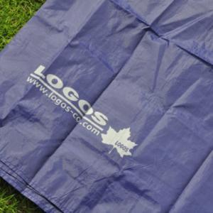 テントのグランドシートにおすすめ【ロゴス防水マルチシート】