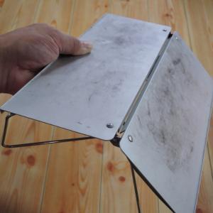 フィールドホッパーの天板を固定! 持ち上げると折れる問題の解決方法