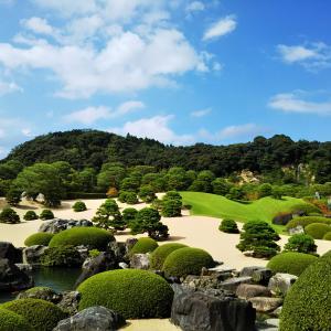 究極の日本庭園、島根県安来市の足立美術館の魅力