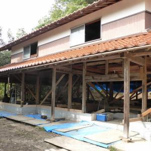 古民家に造詣の深い建築チームと一緒に過ごしたお祭りのような家造り。