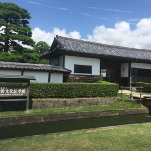 出雲文化伝承館と平成の名水百選「浜山湧水群」