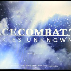 PS4『エースコンバット7 SKIES UNKNOWN』