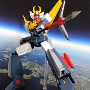 スーパーミニプラ『無敵ロボ トライダーG7』(その2)