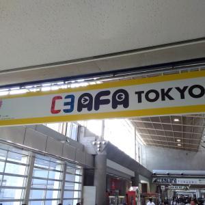 C3AFA2019 (その1)