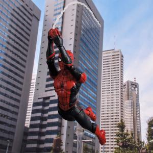 S.H.Figuarts スパイダーマン アップグレードスーツ (その3)