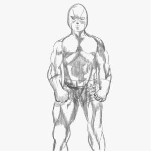 筋肉を描けるようになりたい2