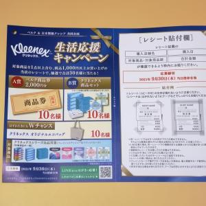 ベルク×日本製紙クレシア クリネックス 生活応援キャンペーン