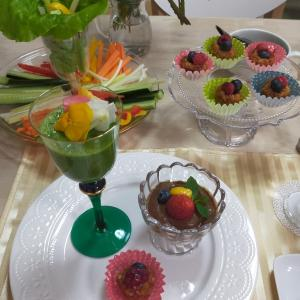 キッチンヒーラー試食体験会を開催しました!(2月26日編)JLBA ローヴィーガン認定校講座