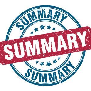 weekly summary 2019/10/13-10/18