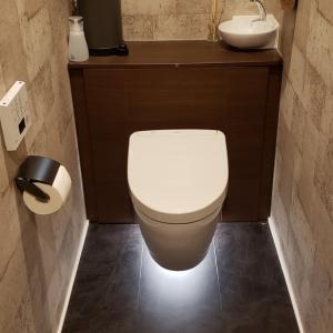 実際に住んでみて トイレの装備編