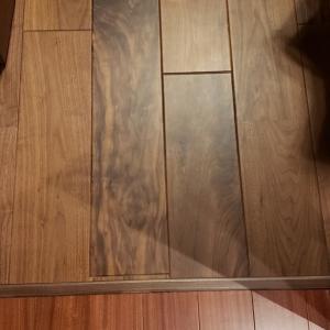 我が家の床材 一気に比較!