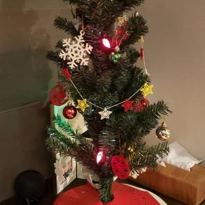 ニトリクリスマスツリー購入!