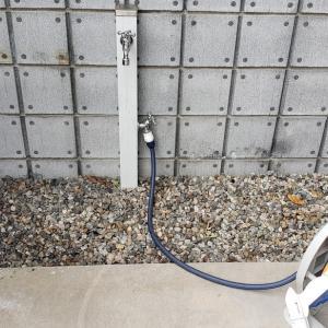 我が家の外水栓事情 外構コストダウンの工夫と後悔ポイント