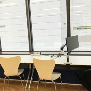 シンプルさが魅力のコワーキングスペース【新しい働き方LAB 渋谷キャンパス】を使ってみたので、各設備など画像付きでレポート!
