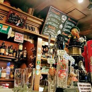 【ダブリナーズ カフェ&パブ 渋谷店】カジュアルで明るいアイリッシュパブ♪ テラス席からの見晴らしも良かったです!【チケットレストラン食事券 利用可!】