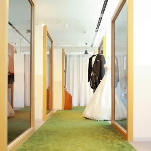 スマ婚 渋谷ショールーム*ドレス試着レポート☆*゚【4】店舗目
