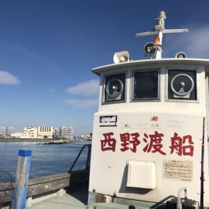タチウオワインド in 武庫川一文字(2019/12/1)