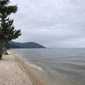 琵琶湖でコアユ釣り(2019GW、2019/6/9)