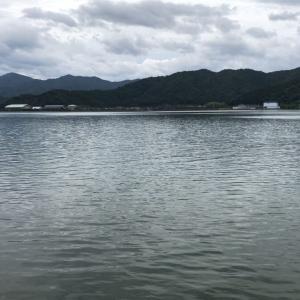 福井券小浜近くにてキス釣り