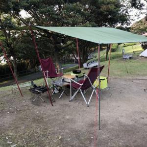 赤礁崎オートキャンプ場にてGWキャンプ(5/5-5/6) Part2
