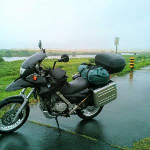 北海道ツーリング 旅のアイテム
